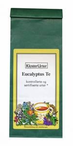 Bilde av Eucalyptus te 100 g Kloster