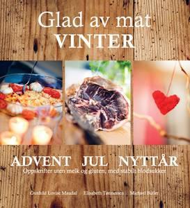 """Bilde av """"Glad av mat - VINTER"""" av Gunhild Lovise Maudal"""