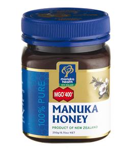 Bilde av Manuka Honning MGO 400+ Manuka Health 250g