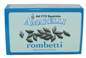 Bilde av Ekte lakris pastiller med anis 100 g Amarelli