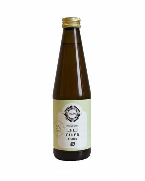 Eplecidereddik 5 % økologisk biodynamisk / Demeter Helios 330 ml
