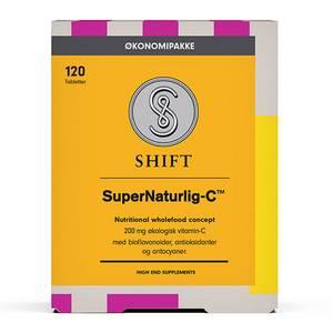 Bilde av Vitamin C SHIFT Supernaturlig-C 120 tabletter