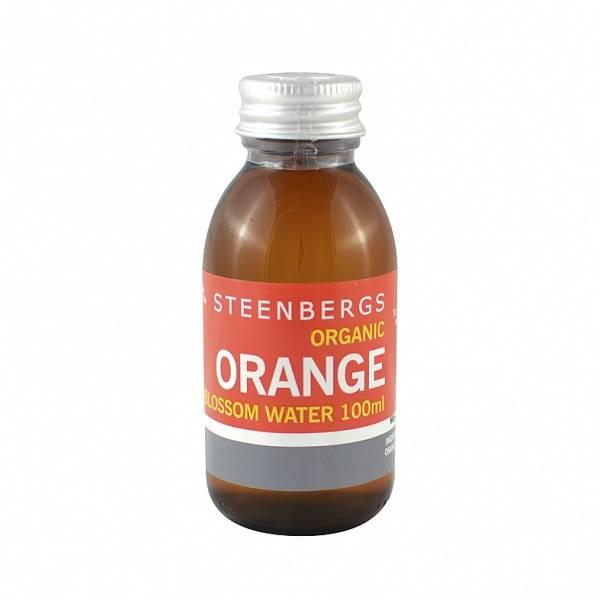 Appelsinblomstvann økologisk 100 ml Steenberg