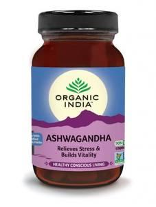 Bilde av Ashwagandha 90 kapsler Organic India