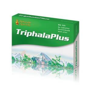 Bilde av Triphala Plus 60 tabletter Maharishi Ayurveda