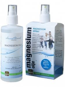 Bilde av Magnesiumolje / magnesiumspray 200 ml Nature Greens