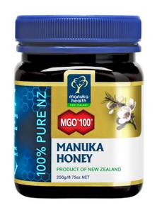 Bilde av Manuka Honning MGO 100+ Manuka Health 250g