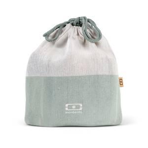 Bilde av Monbento Pochette L Bento Bag, Natural Green