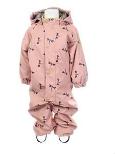 Bilde av KATTNAKKEN Baby Regndress Insekt, Misty Pink