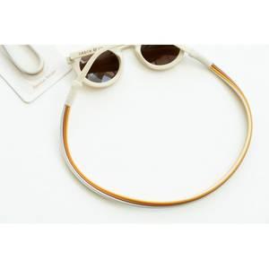 Bilde av Grech & Co. Silikon Strap til Solbriller, Golden