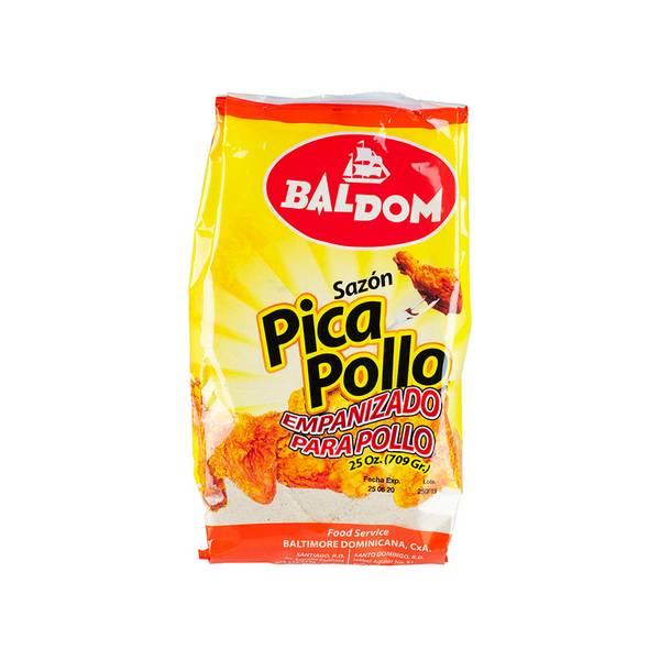 Bilde av BALDOM Sazón Empanizado para Pollo 709g