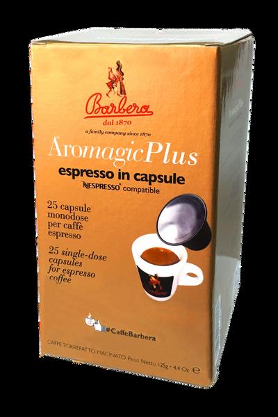 Bilde av Aromagic Plus 25 stk kapsler– Nespresso Compatible