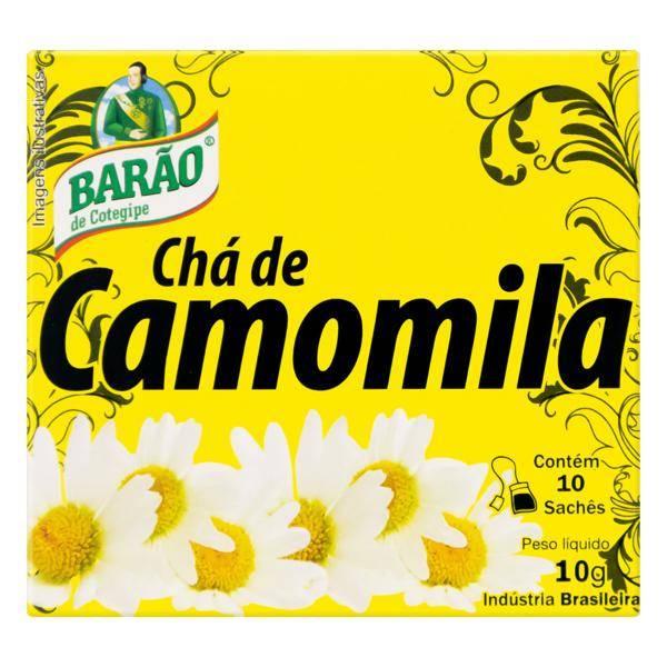 Bilde av CHÁ CAMOMILA BARÃO 10g