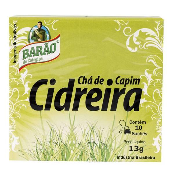 Bilde av CHÁ CIDREIRA BARÃO 13g