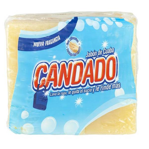 Bilde av CANDADO Jabón de Cuaba 750g