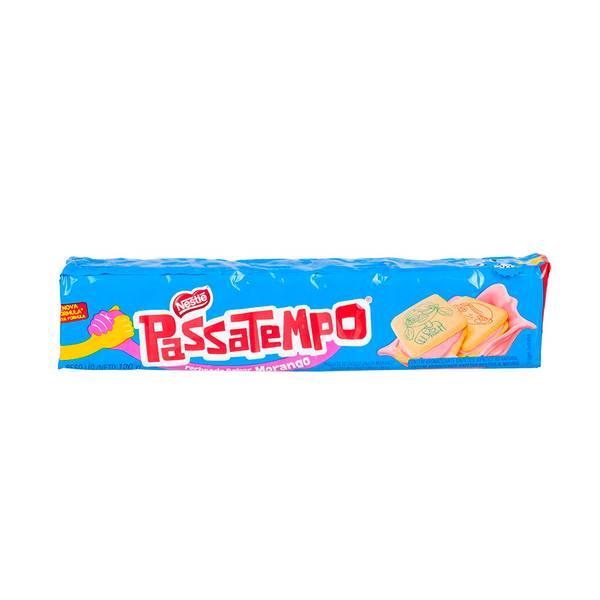 Bilde av  Passatempo jordbærkjeks/MORANGO Nestle 130g