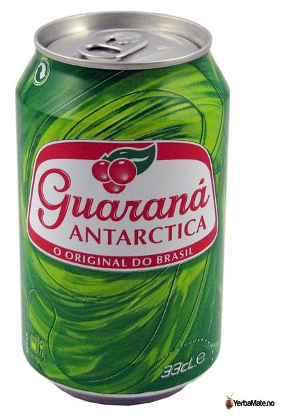 Bilde av 24 x Guaraná Antarctica 0,33l