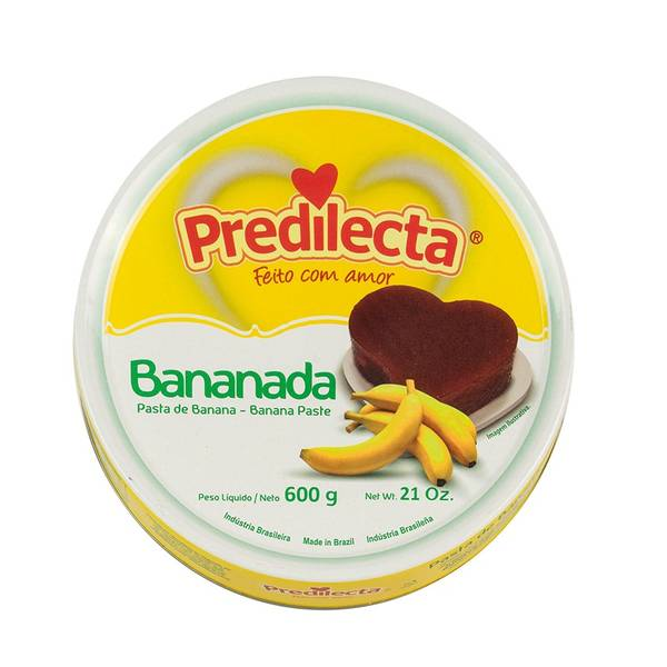 Bilde av  Bananada Predilecta 600g