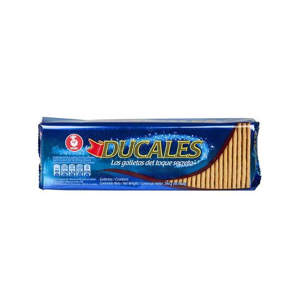 Bilde av DUCALES Crackers - Galletas 294g