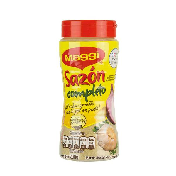 Bilde av MAGGI krydder salt Sazón Completo 200g