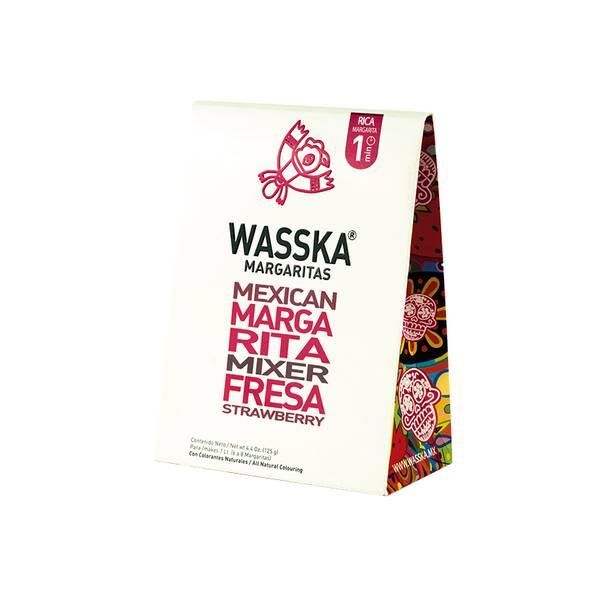 Bilde av Mexican Margarita Fresa 125g WASSKA