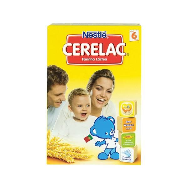 Bilde av CERELAC til melkegrøt Farinha Lactea 500g
