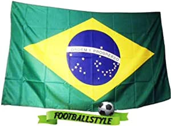Bilde av Bandeira Brasileira  - 0,90 x 1,50m