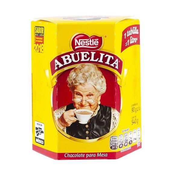 Bilde av NESTLE - Abuelita - Autentisk meksikansk sjokolade-Tablillas de