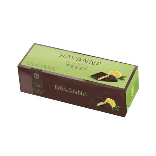 Bilde av HAVANNAChocolate Chip Cookies - Galletitas de Limón con Chocola
