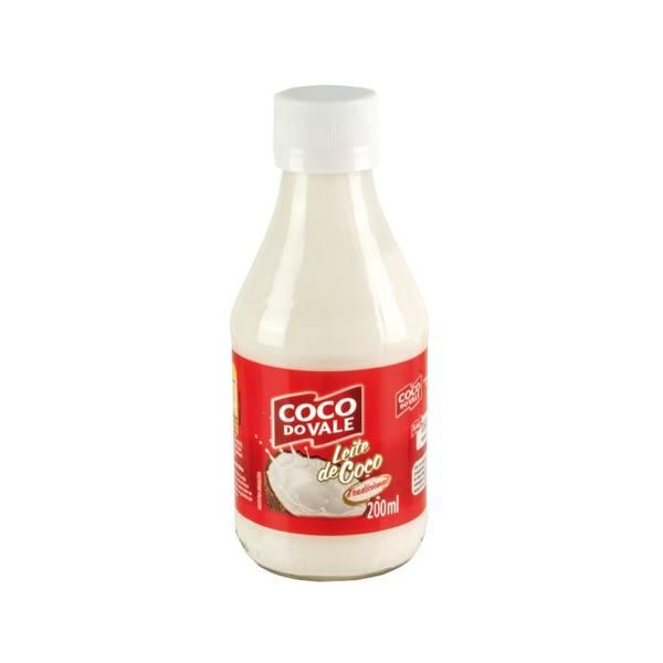 Bilde av COCO DO VALE kokosmelk Leite de Coco Tradicional 200ml