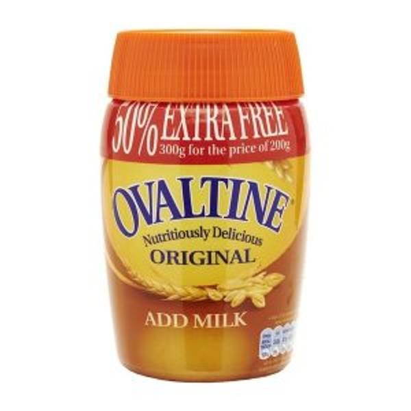 Bilde av Ovaltine original 300g pulver maltdrink