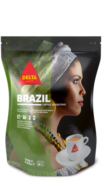 Bilde av DELTA Cafe Brazil 250g