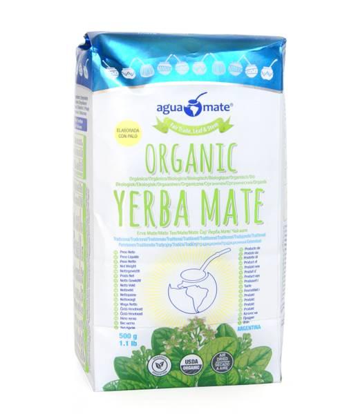 Bilde av Aguamate Organic Yerba Mate 500g