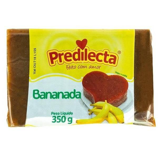 Bilde av  Bananada Predilecta 350g
