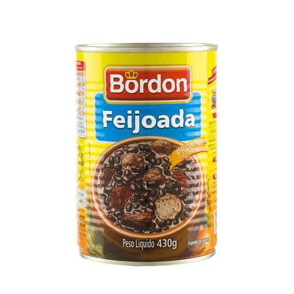 Bilde av BORDON bønnegryte Feijoada a Brasileira 430g