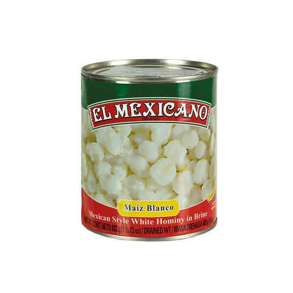 Bilde av Meksikansk hvit mais 822g