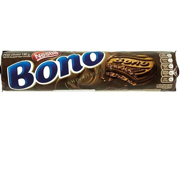 Bilde av  BONO sjokoladekjeks - Recheado CHOCOLATE Nestle 126g