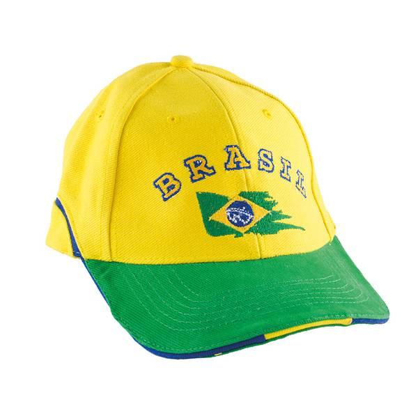 Bilde av Brasiliansk Boné Brasil cap