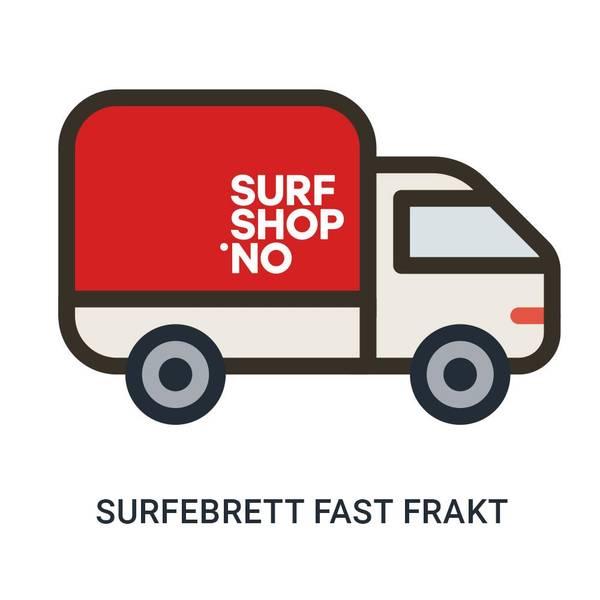 Bilde av EKSTRA SURFEBRETT FAST FRAKT 400 KR