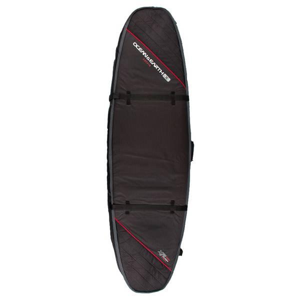 Bilde av O&E - 6'6 Quad Coffin Shortboard/Fish