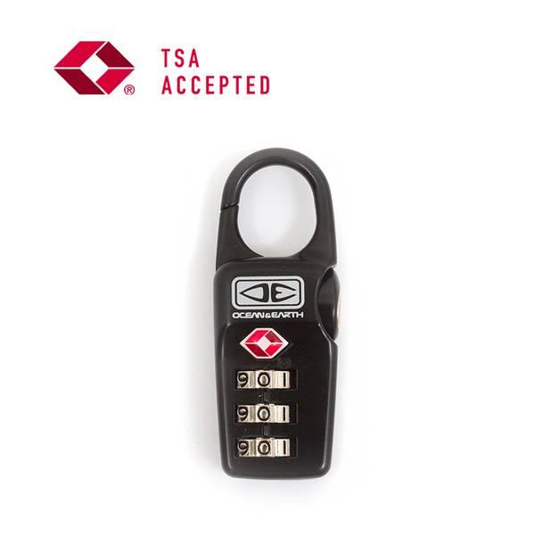 Bilde av O&E - Travel Lock - Kodelås