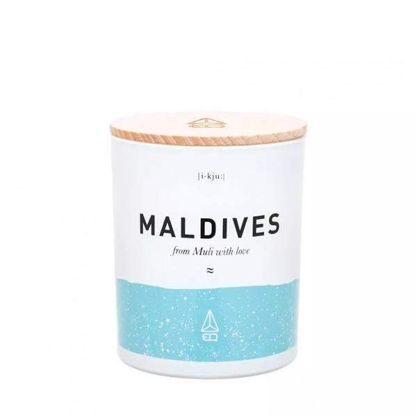 Bilde av EQ - Muli Maldives Scented candle -