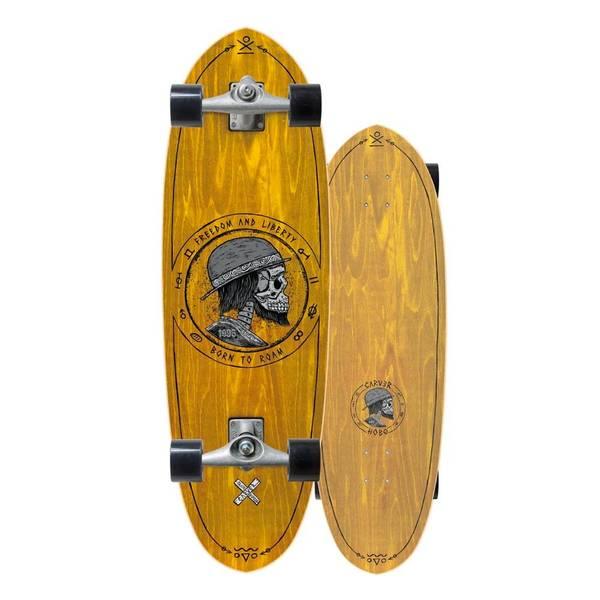 Bilde av Carver - 32.5'' Hobo CX Raw Surfskate