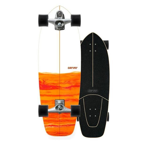 Bilde av Carver - 30.25'' Firefly C7 Surfskate