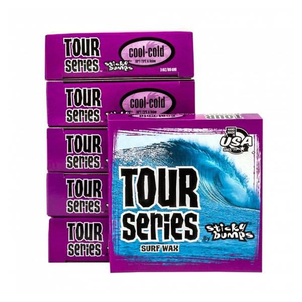 Bilde av Sticky Bumps Wax Cool-Cold Tour Series