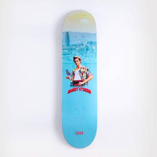 Bilde av Sour - 8.25 Albert Ventura Skateboard