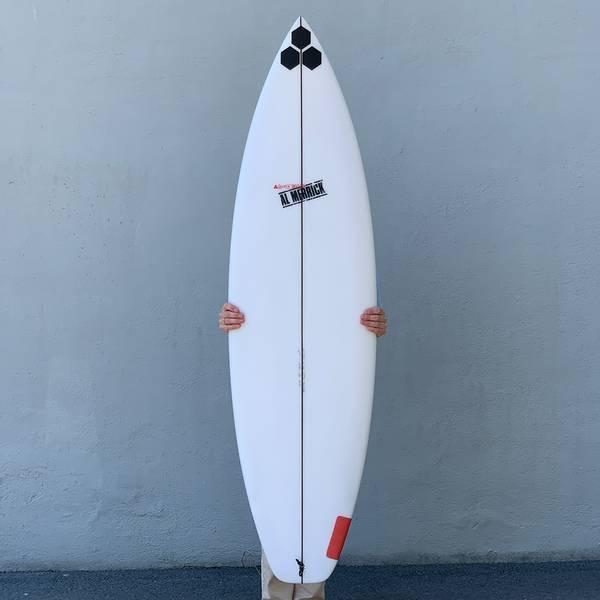 Bilde av CI - Two Happy 6'3 (34.1L) Surfebrett