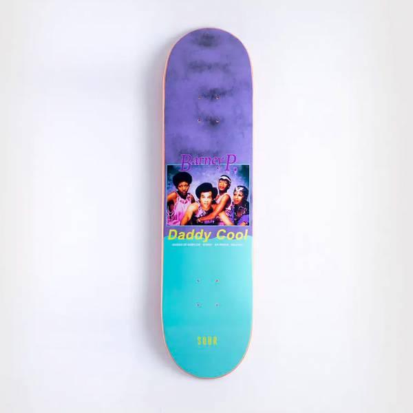 Bilde av Sour - 8.25 Barney Skateboard Plate