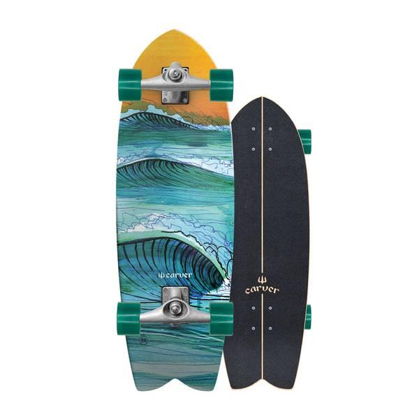 Bilde av Carver - 29,5'' Swallow CX Surfskate