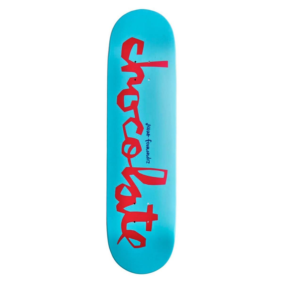 8.375 Chocolate - OG Chunk Fernandez Skateboard deck
